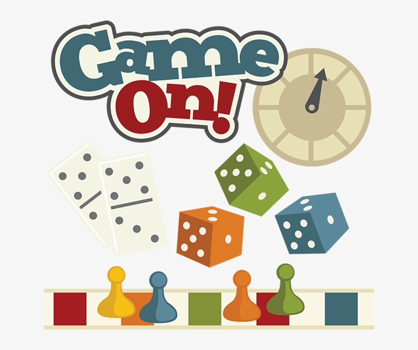 Board Game Pieces Clip Art On Svg - Table Games Clip Art PNG Image |  Transparent PNG Free Download on SeekPNG