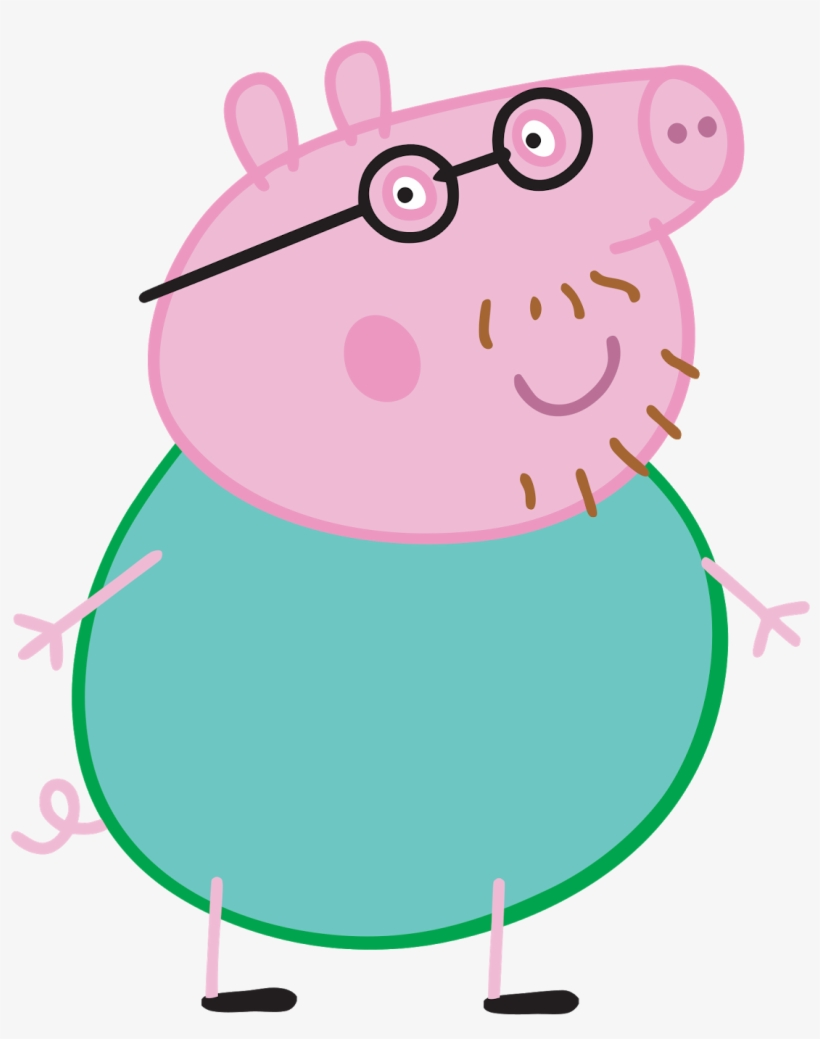 Cartoon Characters Peppa Pig Png Hq Peppa Pig Characters Png