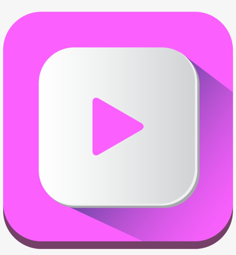 Download Png Image Report Youtube Play Button In Pink Png Image Transparent Png Free Download On Seekpng