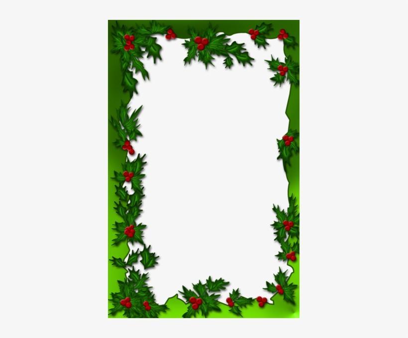 00c4f80252c14 Pin By Kim Heiser On Christmas Clipart - Christmas Mistletoe Frame ...