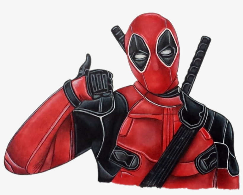 Deadpool Drawing Sticker Deadpool Png Image Transparent Png Free Download On Seekpng