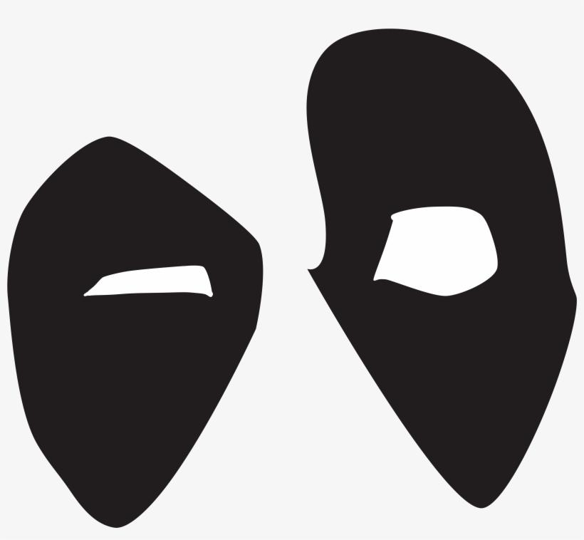 Deadpool Face Png Deadpool Logo Png Png Image Transparent Png Free Download On Seekpng