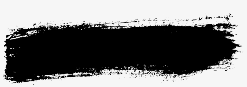 black paint png white paint brush stroke png graphic black and white