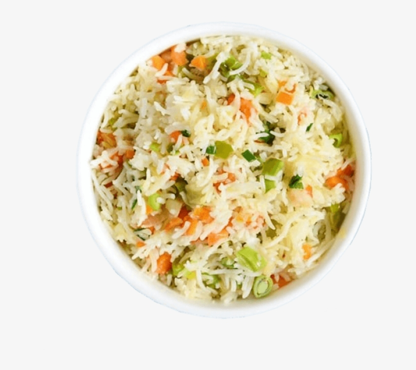 Veg Fried Rice Png@seekpng.com
