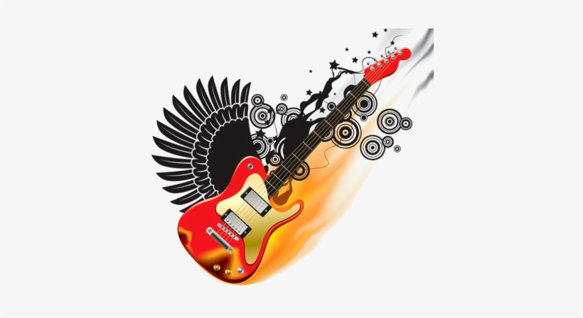 Bass Guitar Vector Music Vector Art Png Png Image Transparent Png Free Download On Seekpng