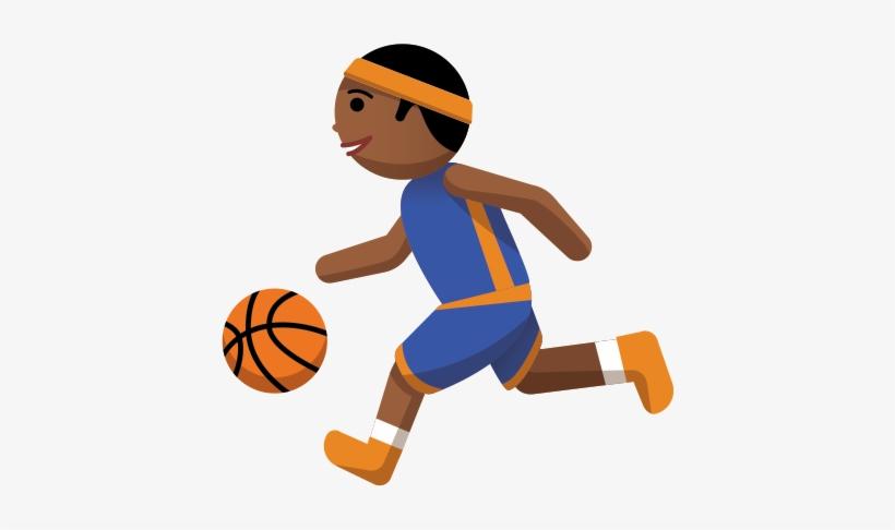 Image For Nba Cartoon Basketball Player Png Png Image