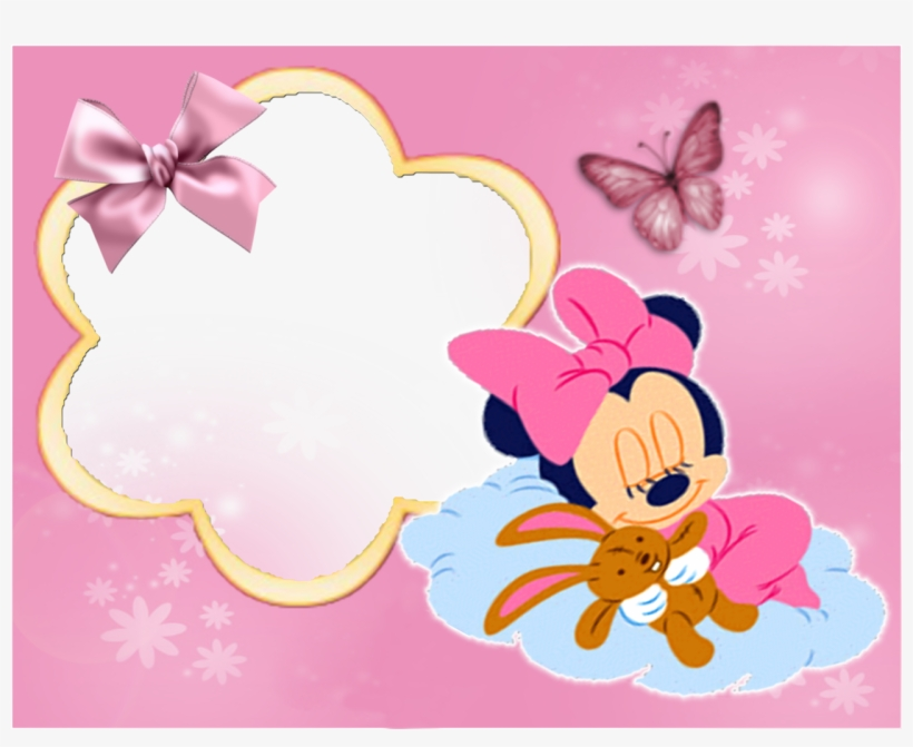Minnie Mouse Cumpleanos Fiesta Mickey Mouse Baby Good Night My