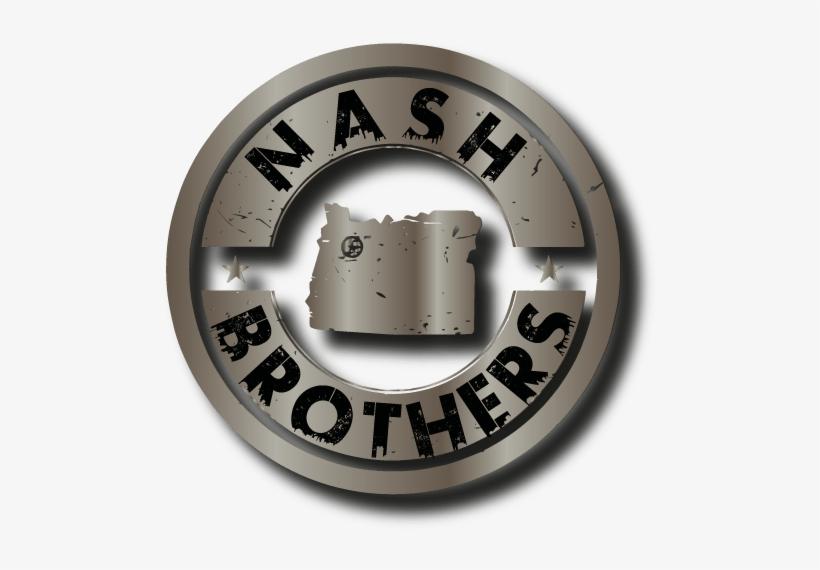 Nash Brothers Reverbnation - Emblem PNG Image   Transparent