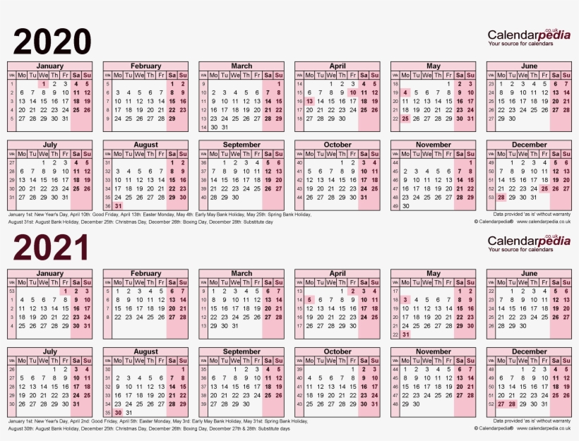 Biweekly Payroll Calendar 2020 2020 Calendar Png Image Transparent Background   Biweekly Payroll