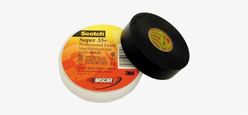 Scotch Super 33 Vinyl Electrical Tape, 3/4
