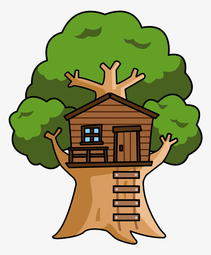 Free Cartoon Tree House Clip Art Clipart Of Tree House Png Image Transparent Png Free Download On Seekpng These one of a kind tree houses feature whimsical designs full of curves, colors, and can even make your kids feel like they're inside their favorite dr seuss book with one of these cartoon tree houses. free cartoon tree house clip art