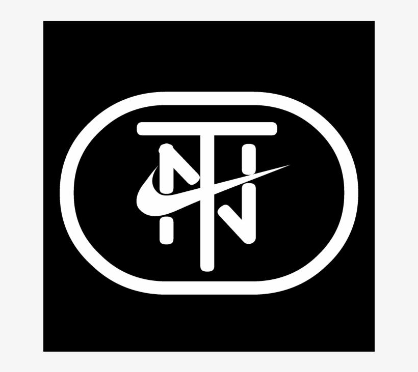 Nike Town Black Logo Nike Png Image Transparent Png Free