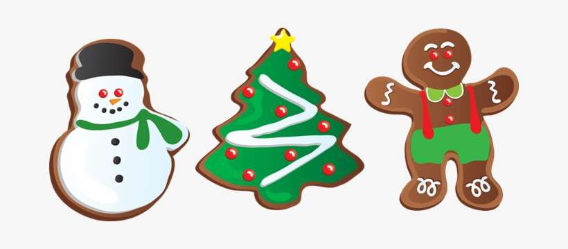 Christmas Cookie Clipart.Christmas Cookie Clipart At Christmas Cookies Clip Art Png