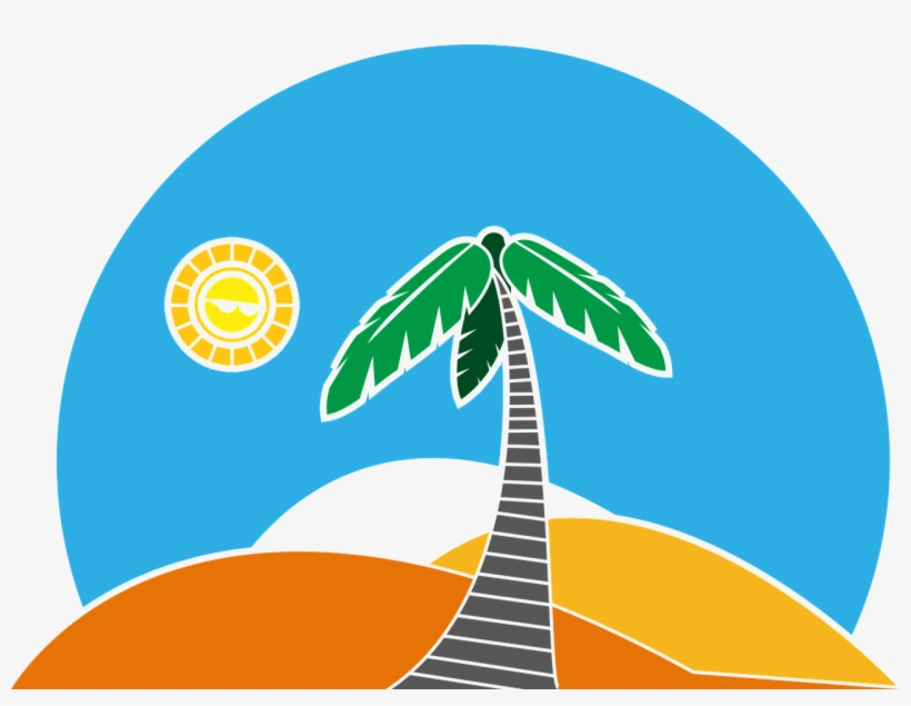 Palm Palm Tree Beach Playa Y Palmeras Png Png Image Transparent
