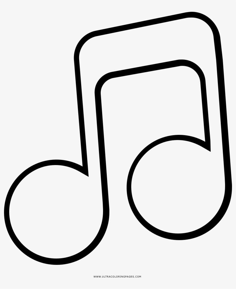 Notas Musicales Página Para Colorear The Beatles Online