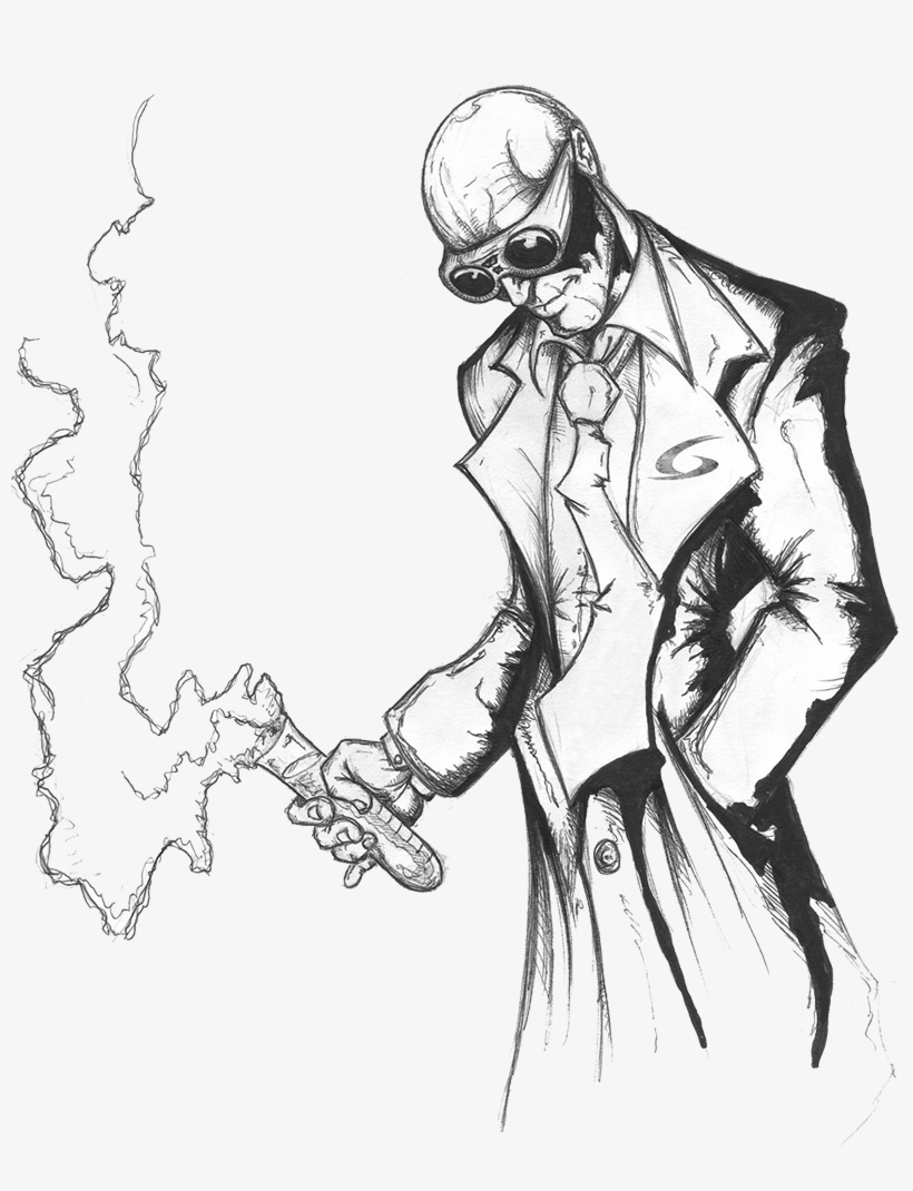 Free Cartoon Mad Scientist, Download Free Clip Art, Free Clip Art on Clipart  Library
