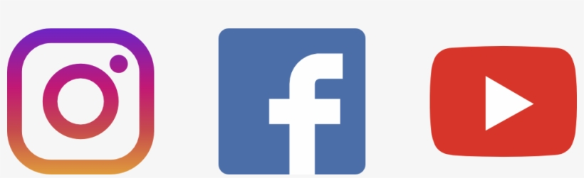 Facebook And Instagram Logos Png Facebook Instagram Youtube Logo Png Png Image Transparent Png Free Download On Seekpng Learn how to create facebook's logo in this photoshop tutorial. facebook instagram youtube logo png png