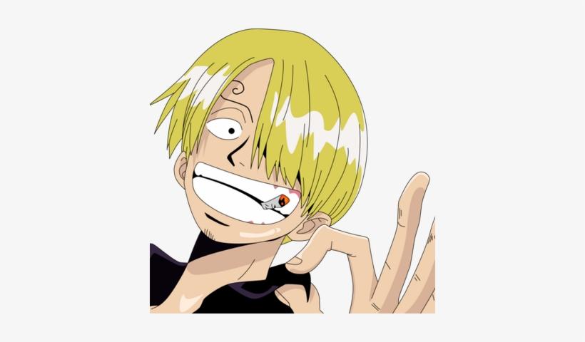 Sanji One Piece Sanji Pre Timeskip Png Image Transparent Png Free Download On Seekpng
