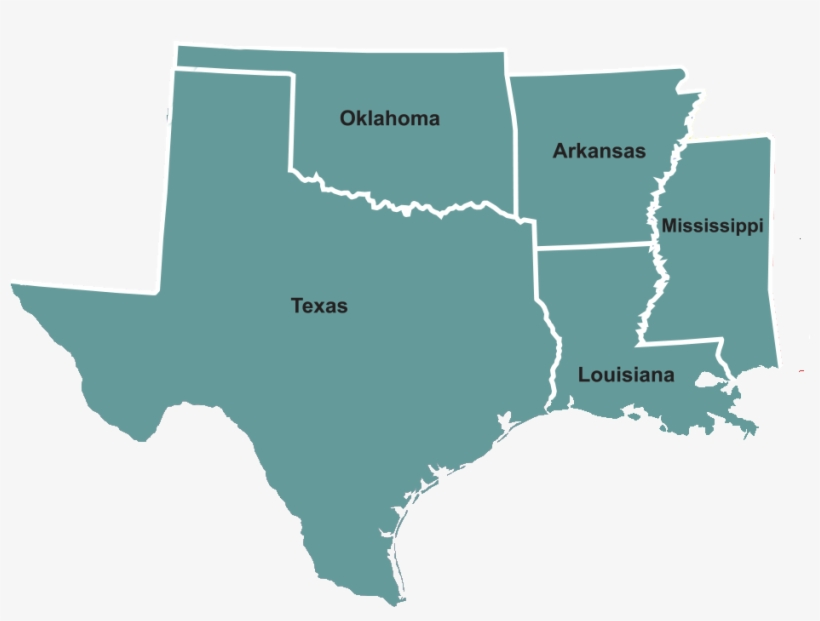 Marvellous Design Texas Oklahoma Map Of Arkansas And - Burnt ...