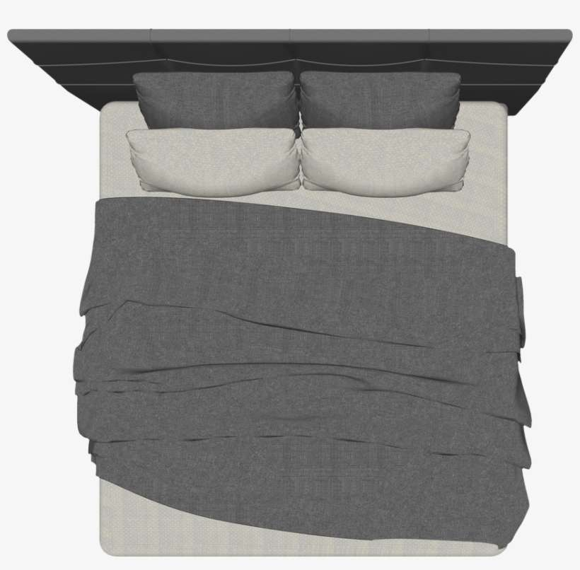 Bed Top View Png@seekpng.com