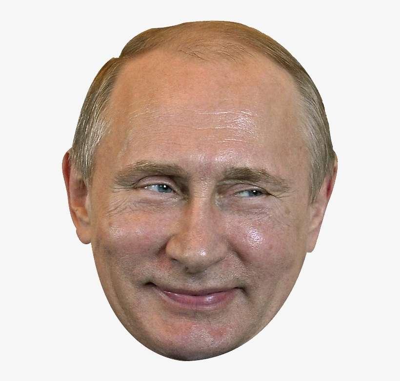 Putin Head Png Clipart Free Vladimir Putin Face Png Png Image Transparent Png Free Download On Seekpng