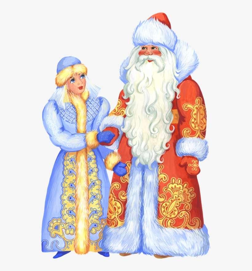 Ангелы, как нарисовать открытку деду морозу и снегурочке