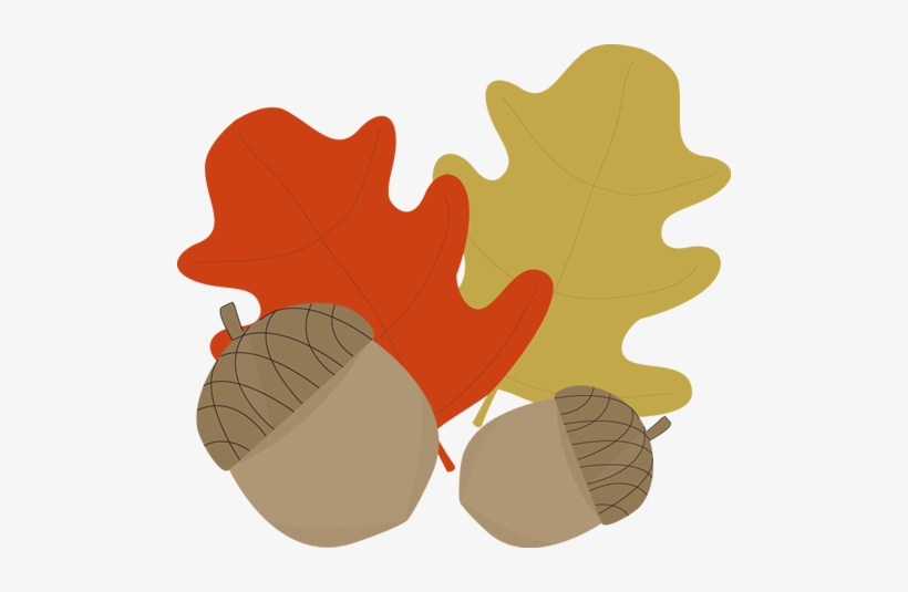 Fall Cute Fall Leaves Clip Art Png Image Transparent Png Free Download On Seekpng