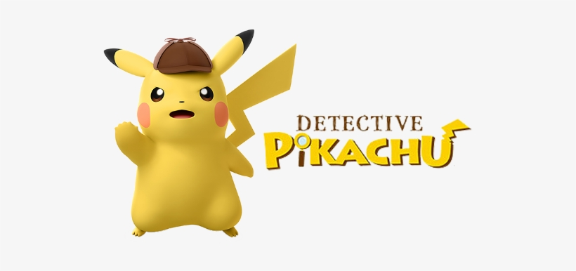 Detective Pikachu Forum Pikachu In A Detective Hat Png Image Transparent Png Free Download On Seekpng