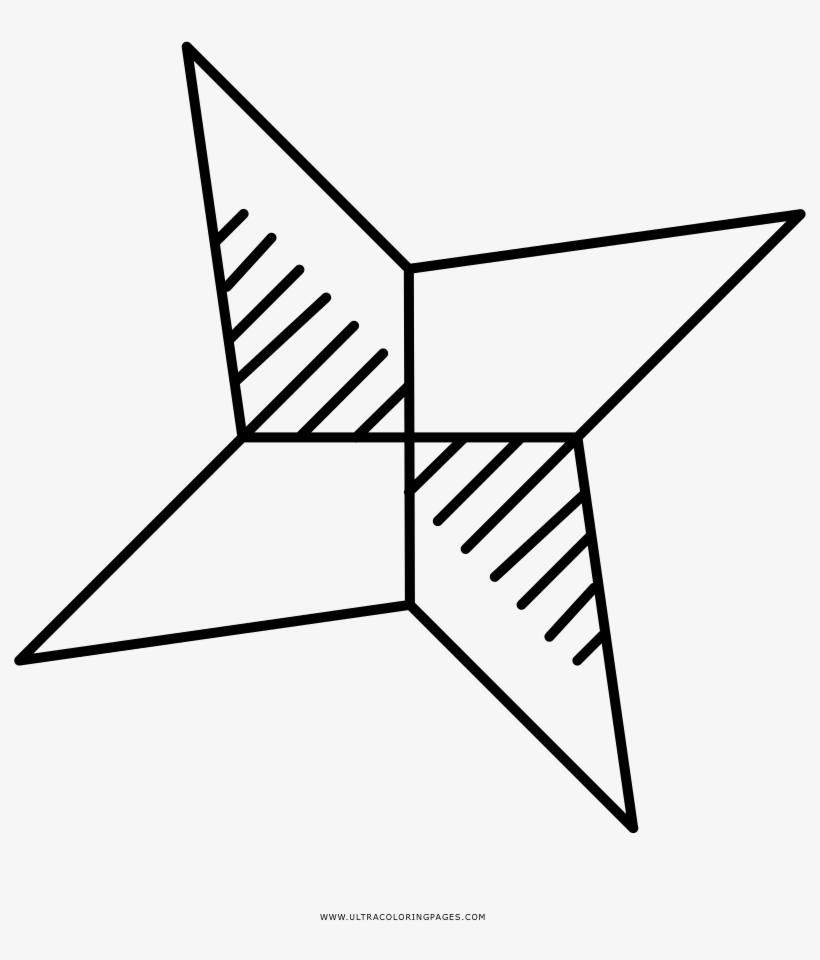 Ninja star coloring page line art png image transparent png free