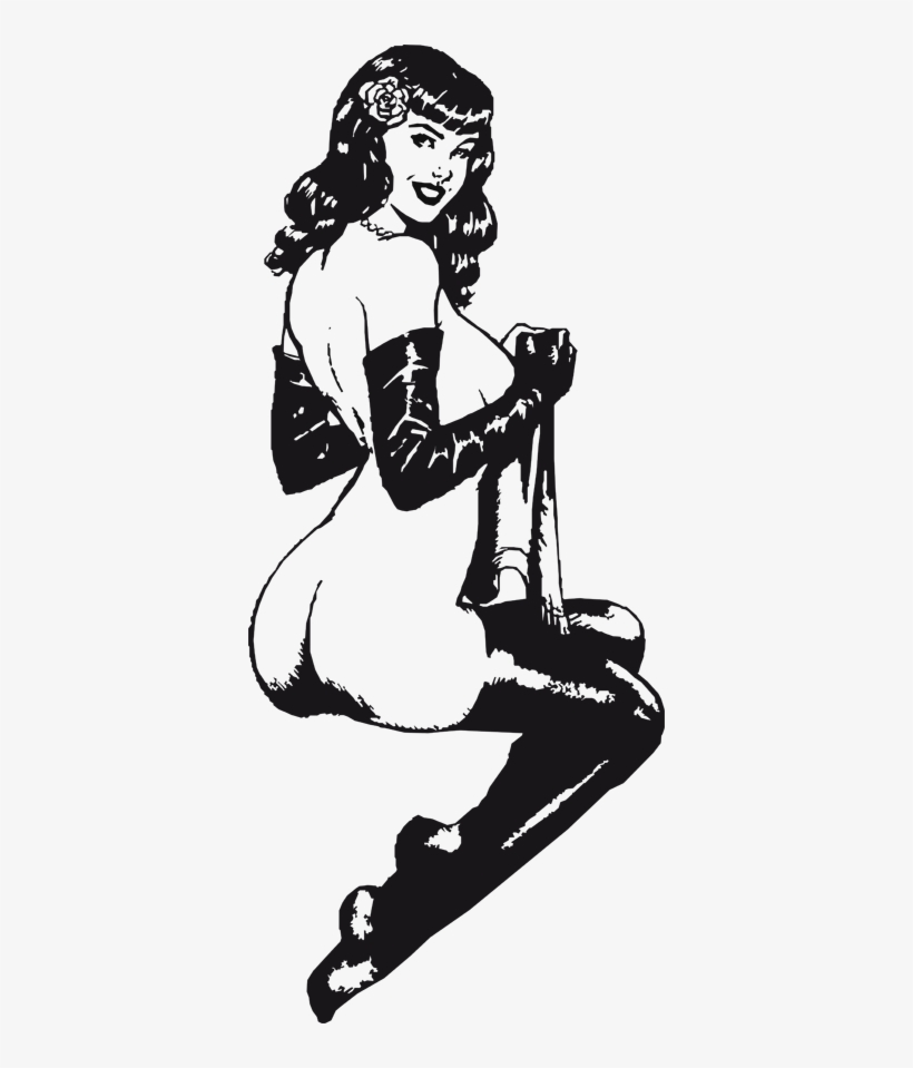 Pin up girls art prints for any decor style