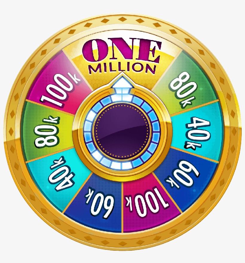 Casino Prize Wheel