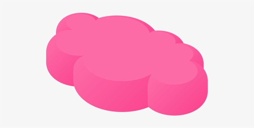 The Cloud Pink - Pink Cloud Illustrations Png PNG Image
