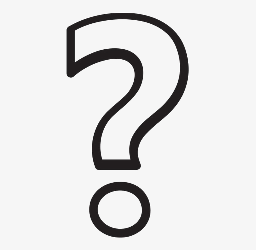 Question Mark Png Image Transparent White Question Mark Symbol