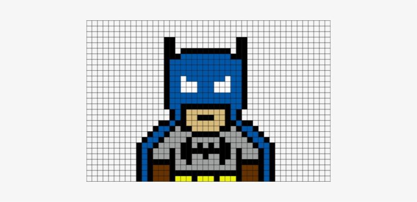 Picture Pixel Art Super Heros Png Image Transparent Png