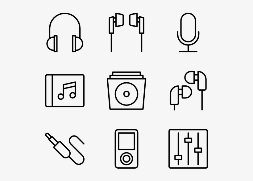 Sound 36 Icons Hobbies Icon Png Image Transparent Png Free Download On Seekpng