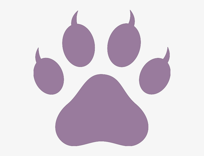 Paw Print Cat Claws Purple Larkspurc Cat Paw Print Png Image Transparent Png Free Download On Seekpng Paw prints, paw dog footprint printing cat, dog transparent background png clipart. paw print cat claws purple larkspurc