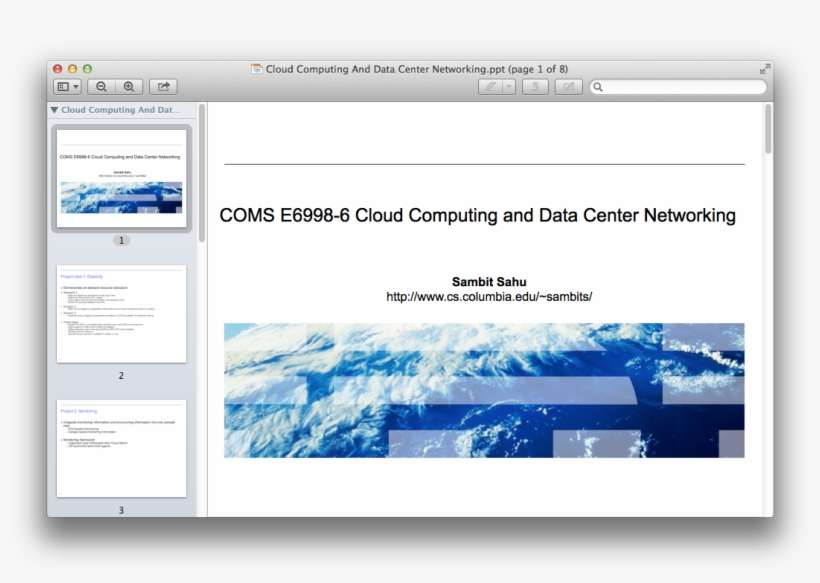 Cloud Computing And Data Center Networking - Ibm PNG Image