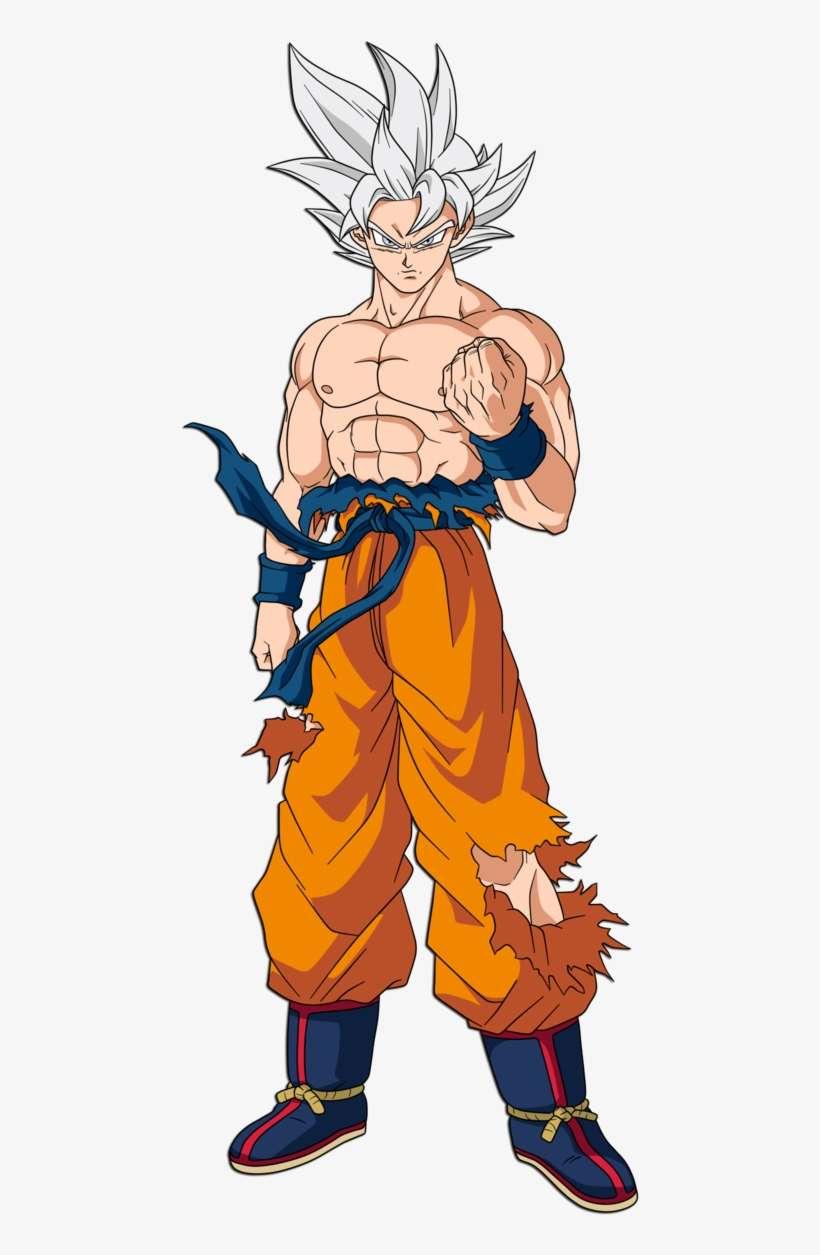 Goku Ultra Instinct By Hirus4drawing Dcka5uv Dragon Ball