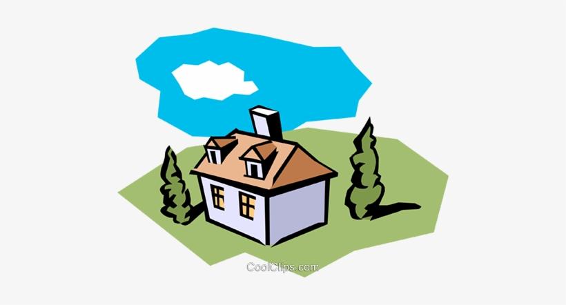 House Symbol Royalty Free Vector Clip Art Illustration Png Image Transparent Png Free Download On Seekpng