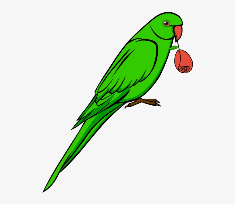 story of parrot in hindi language