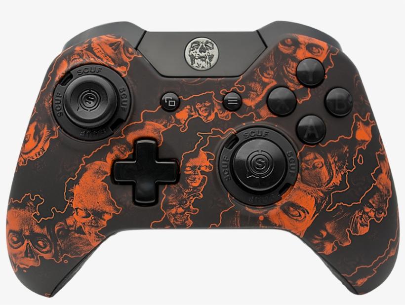 Drawn Still Life Ps3 Controller - Zombie Scuf Xbox One