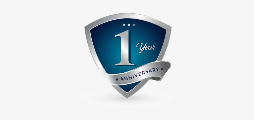 1st anniversary badge logo icon anniversary 1 anniversary 5 anniversary icon png png image transparent png free download on seekpng 1st anniversary badge logo icon