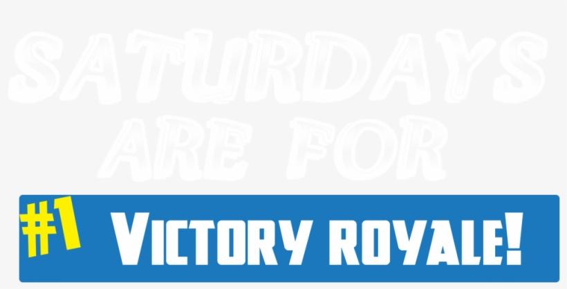 Victory royale 1st place. Fortnite logo transparent png