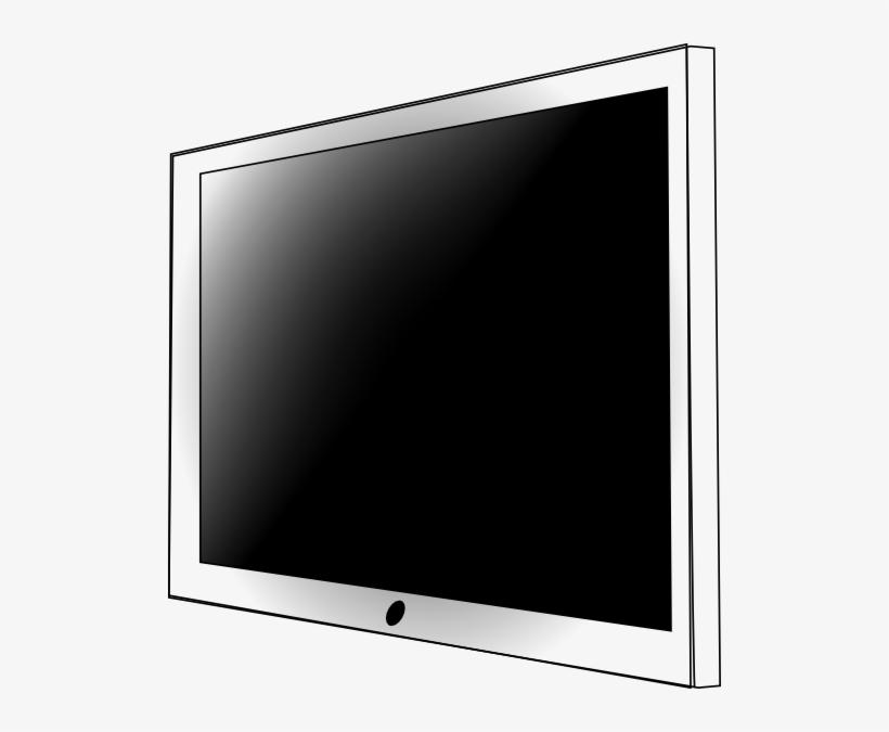 Clipart Tv Plasma Tv Tv Clip Art Png Image Transparent Png Free Download On Seekpng