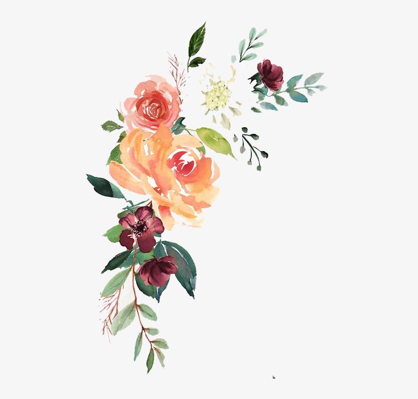 Blush Wildflower Bouquet