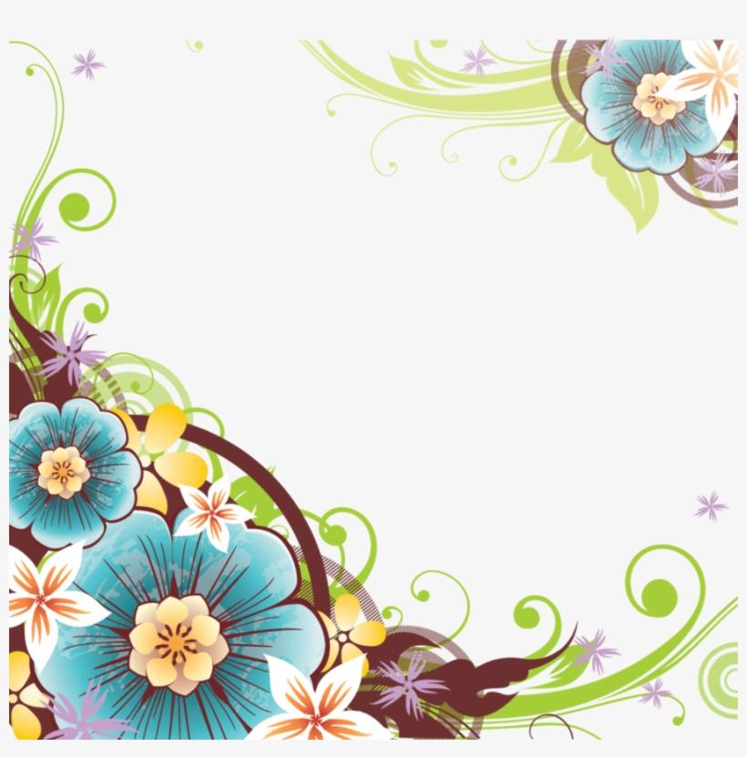 Border Flower Png
