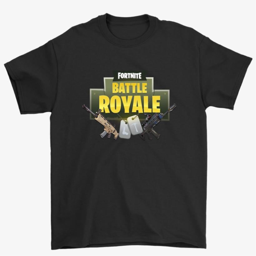 fortnite battle royale logo with assault rifle shirts beach better have my money shirt funny - fortnite detector