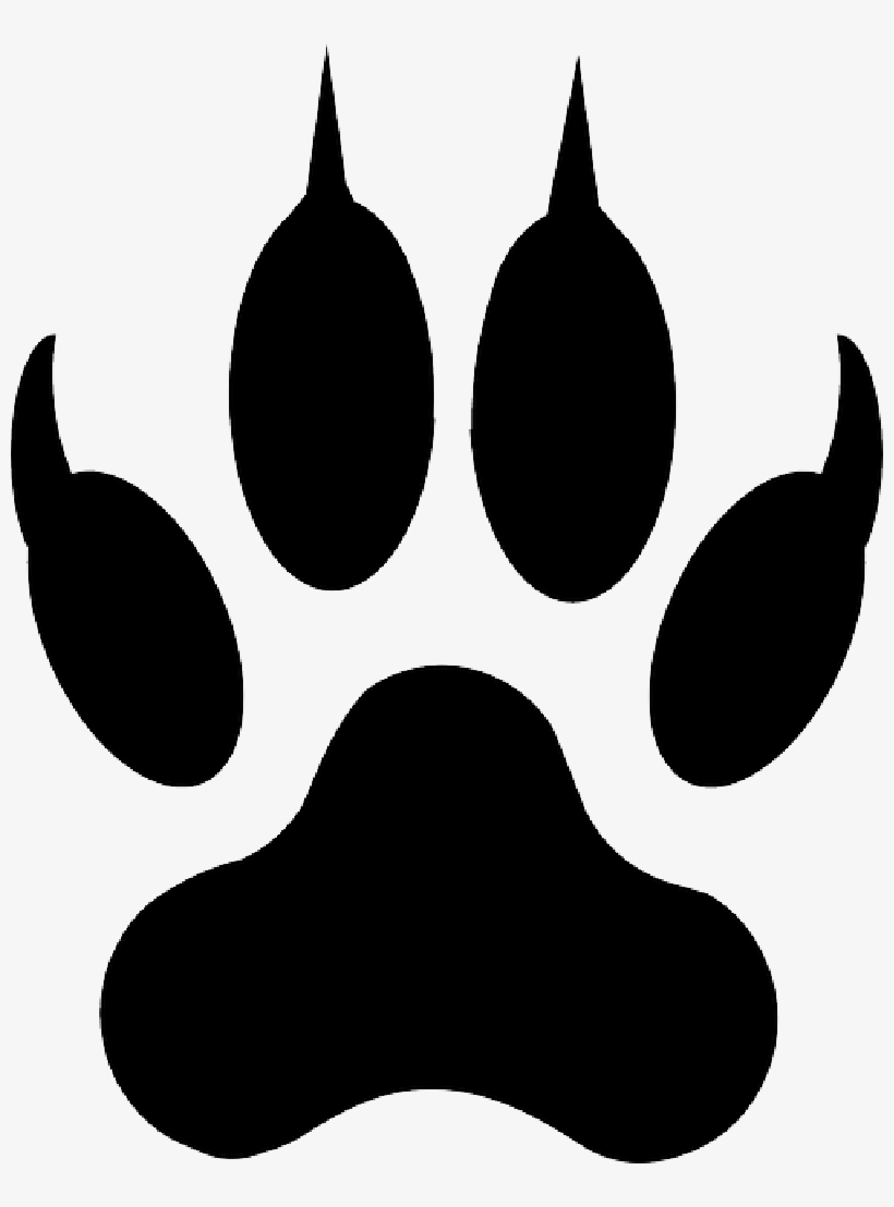 Wolf Paw Print Transparent Lion Footprint Png Image Transparent Png Free Download On Seekpng 13,000+ vectors, stock photos & psd files. wolf paw print transparent lion