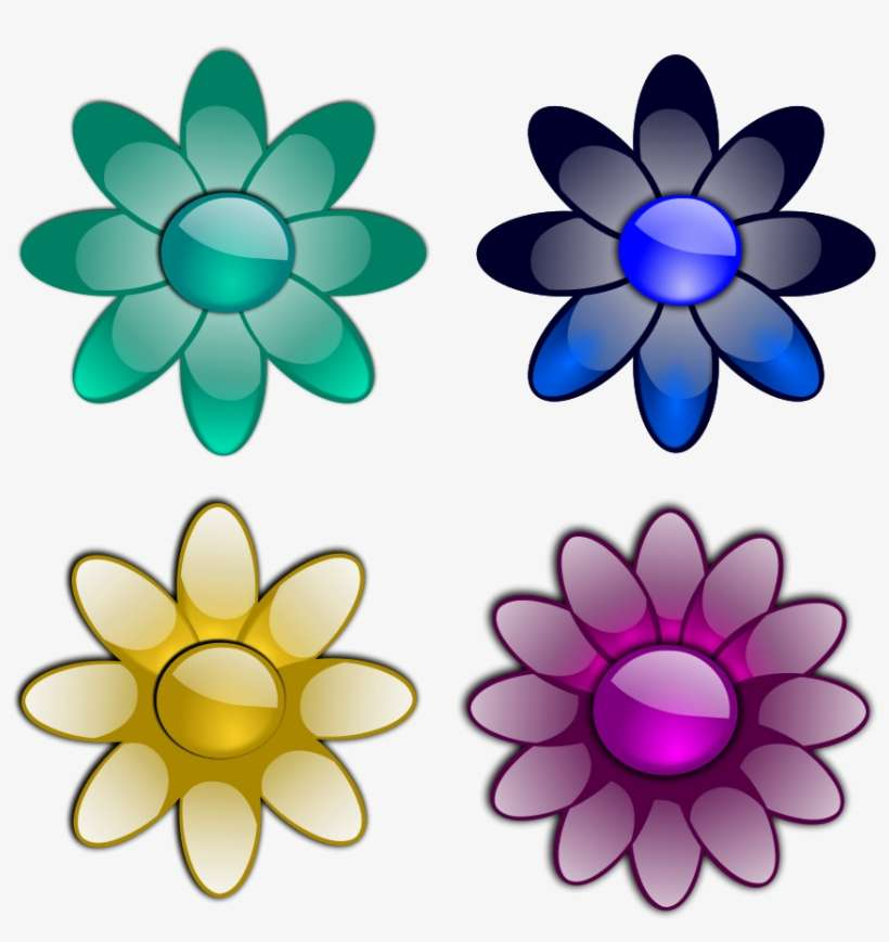 Flower Clipart Png File Tag List Flower Clip Arts Flowers