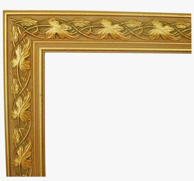 Vintage Wood Frame Png   Fancy Wooden Picture Frames